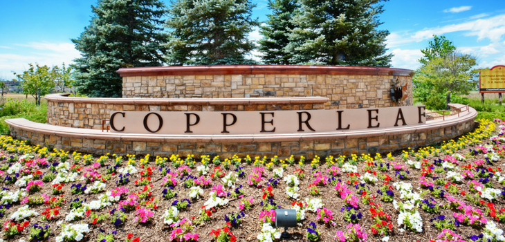 Neighborhood Updates - Copperleaf is in Full Bloom Copperleaf Community