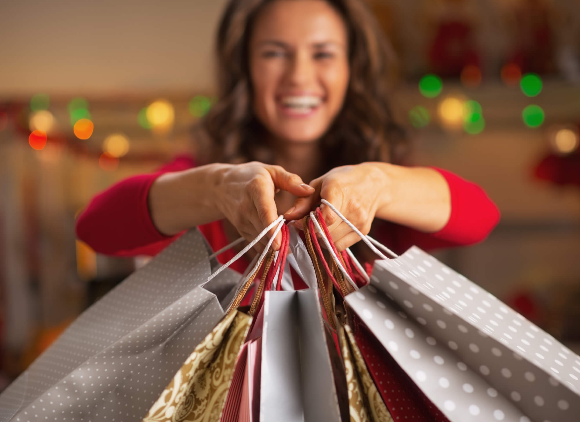 early holiday shopping