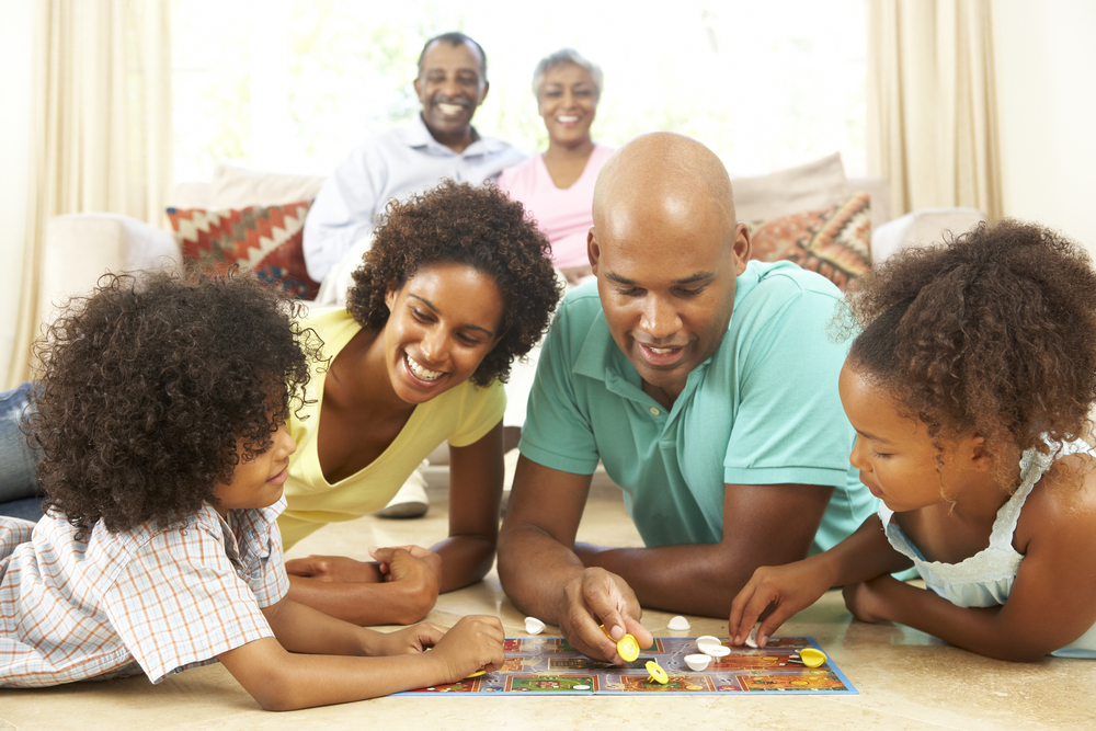 Inside Activities for Families